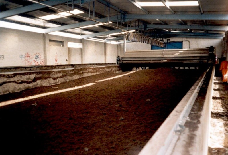 Facco Poultry Equipment Composting Poultry Manure System