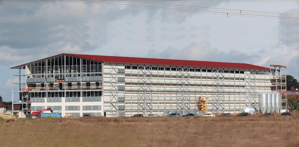 FACCO | Poultry Equipment - Turnkey Projects